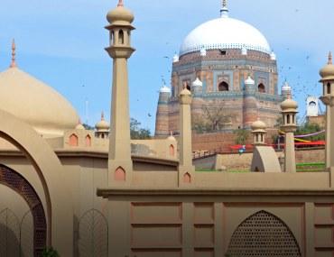 Walled City Multan