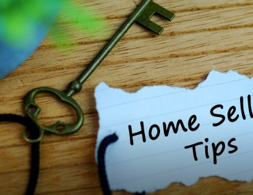 Top tips for a first-time home seller