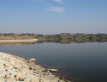 Dharabi Lake to become a tourist attraction
