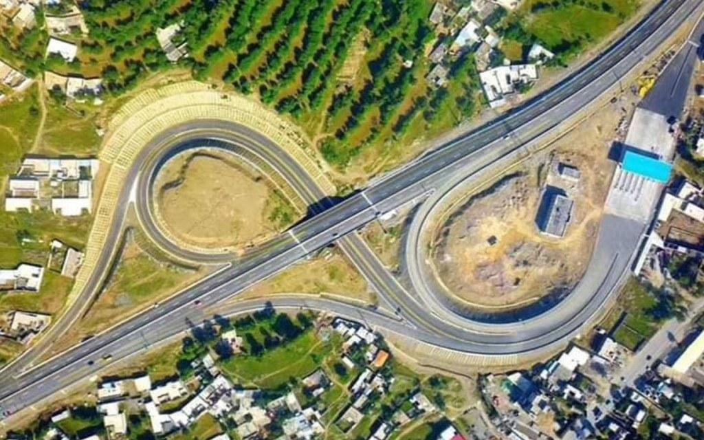 Havelian-Mansehra section of Hazara Motorway