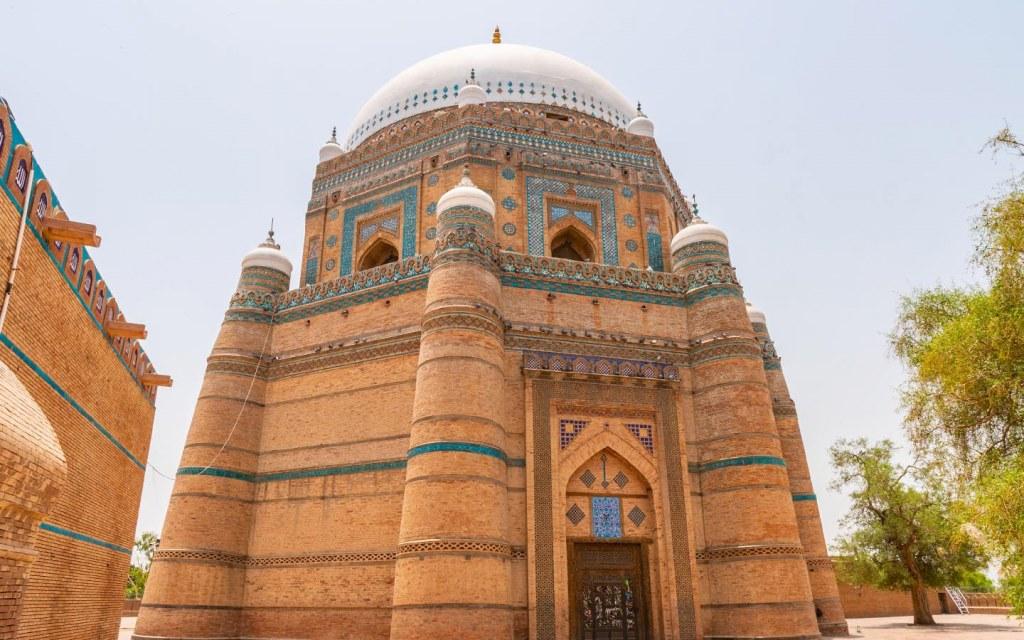 Mausoleum of Shah Rukn e Alam