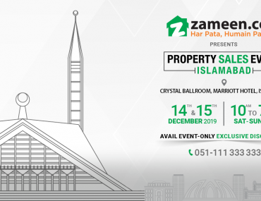 Property Sales Event Islamabad - December 2019