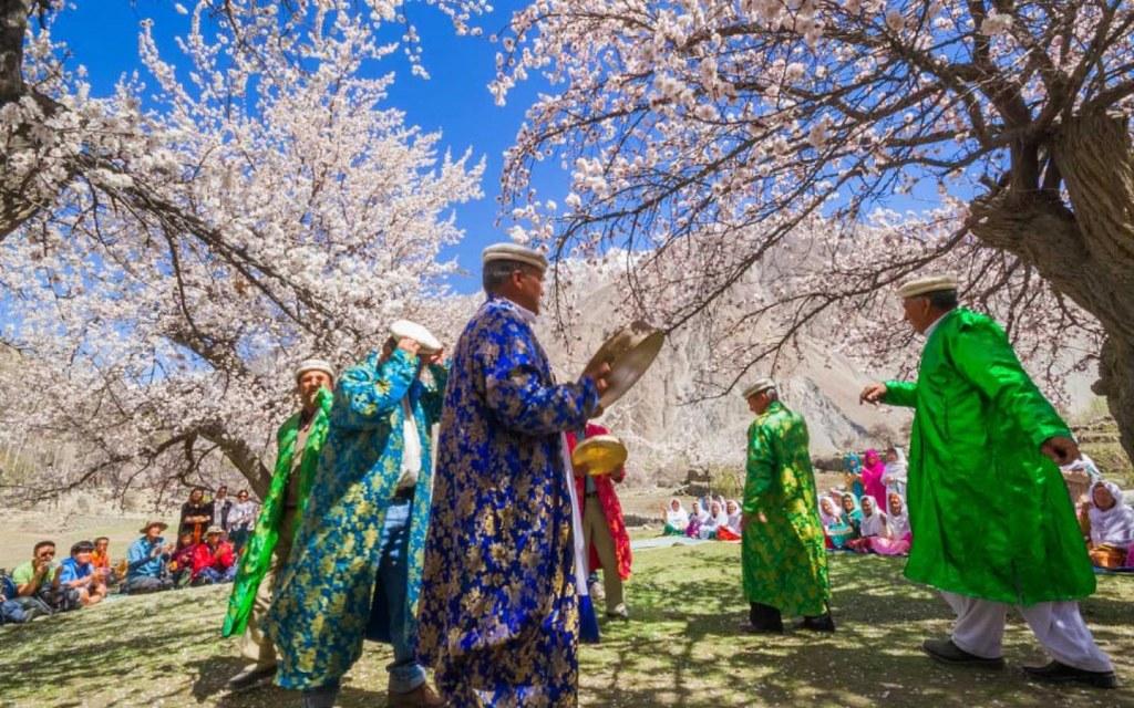 Festivity in Gulmit Village in Gilgit