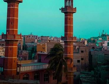 Lyari Town is Karachi's oldest neighbourhood