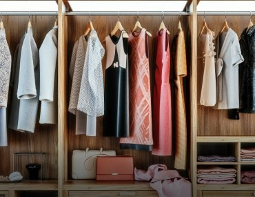 What to consider when Designing a Built-In Wardrobe