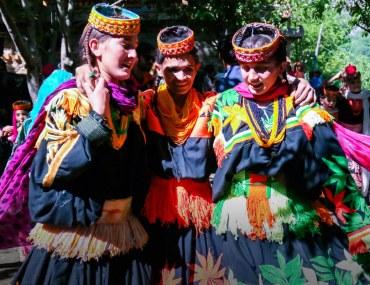 Kalash Winter Festival