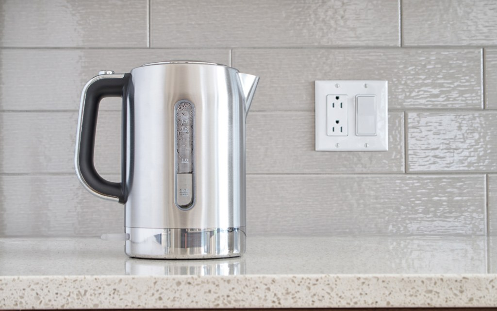 Essential electrical appliances and equipment in the kitchen
