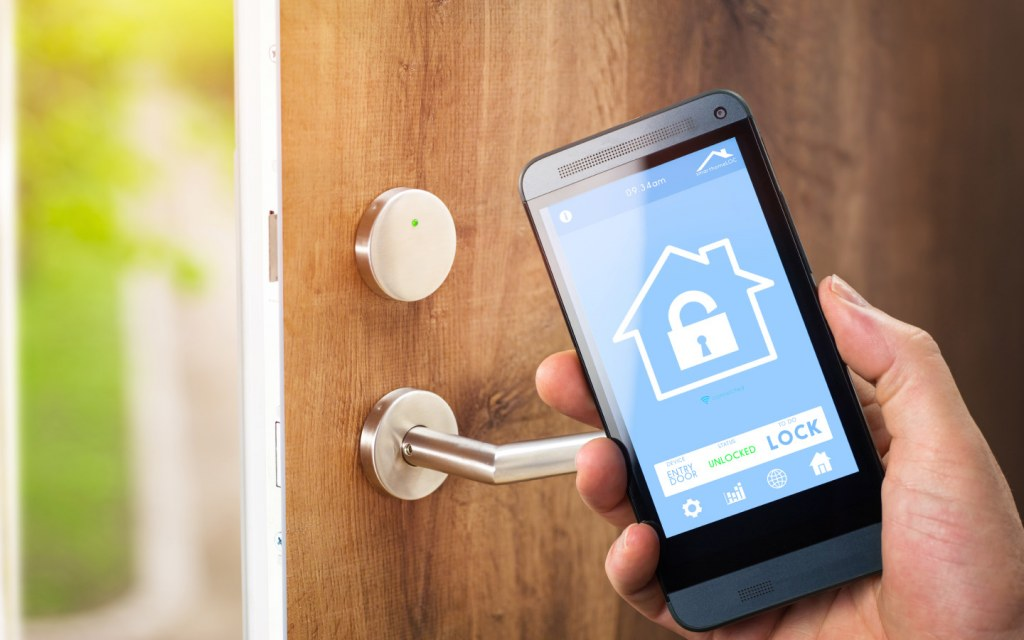Secure Your Home While You Are Away