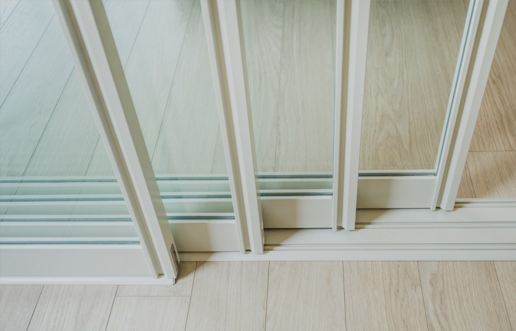 Cleaning Sliding Window and Door Tracks