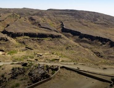 Exploring Fort Munro