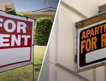 Renting a House vs. An Apartment