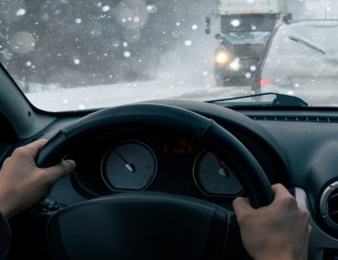 Road Safety Tips for Driving in the Snow