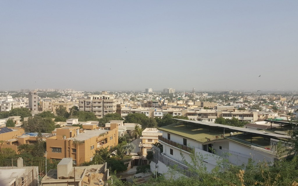 demand and price of property in karachi increases.
