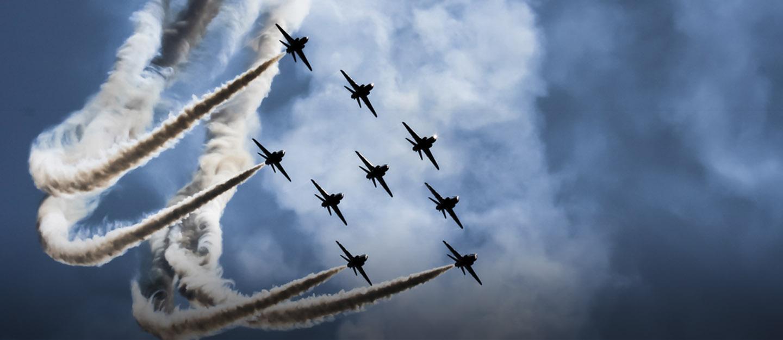 Latest updates on Airshow in Karachi