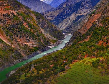 rivers of Pakistan