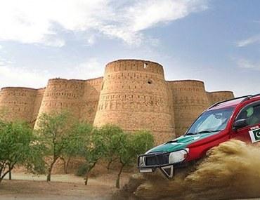 Cholistan Desert Rally 2020