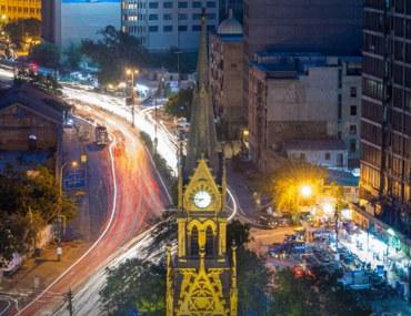 Karachi Ranking Improves on World Crime Index