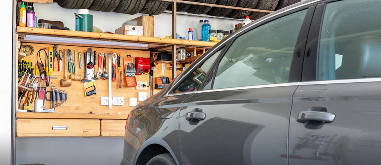 Benefits of an indoor garage