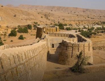 Ranikot Fort in Sindh