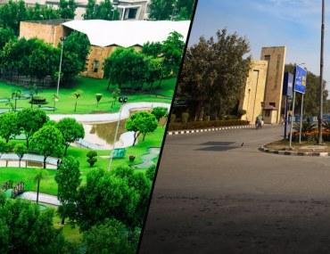Bahria Orchard vs Lake City Lahore
