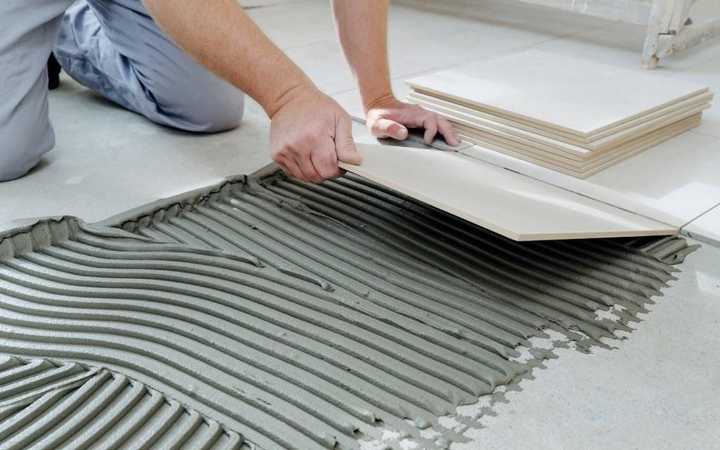 best type of floor tiles for kitchen