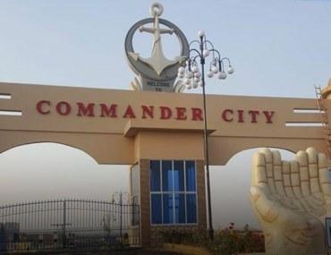 Commander City, Karachi