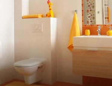 Kids' Bathroom Décor Ideas