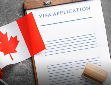 apply for a canada visitor visa from Pakistan