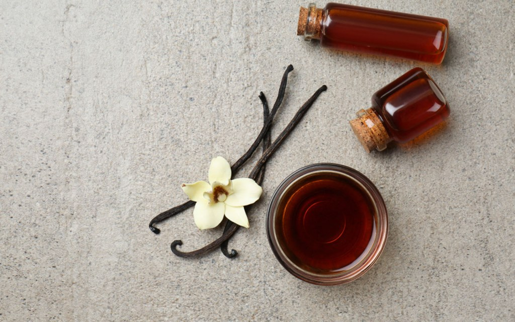 vanilla extract can remove paint fumes from your house