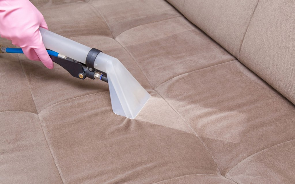 Take help from professional cleaners