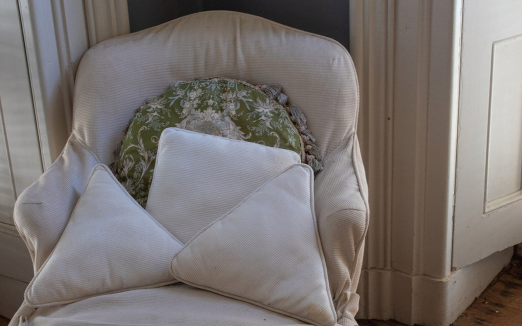 Use fabric protector sprays and slipcovers