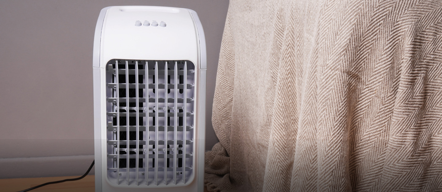 Here are some tips to maximise the cooling of your air cooler