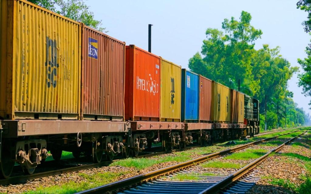 freight transportation through railway