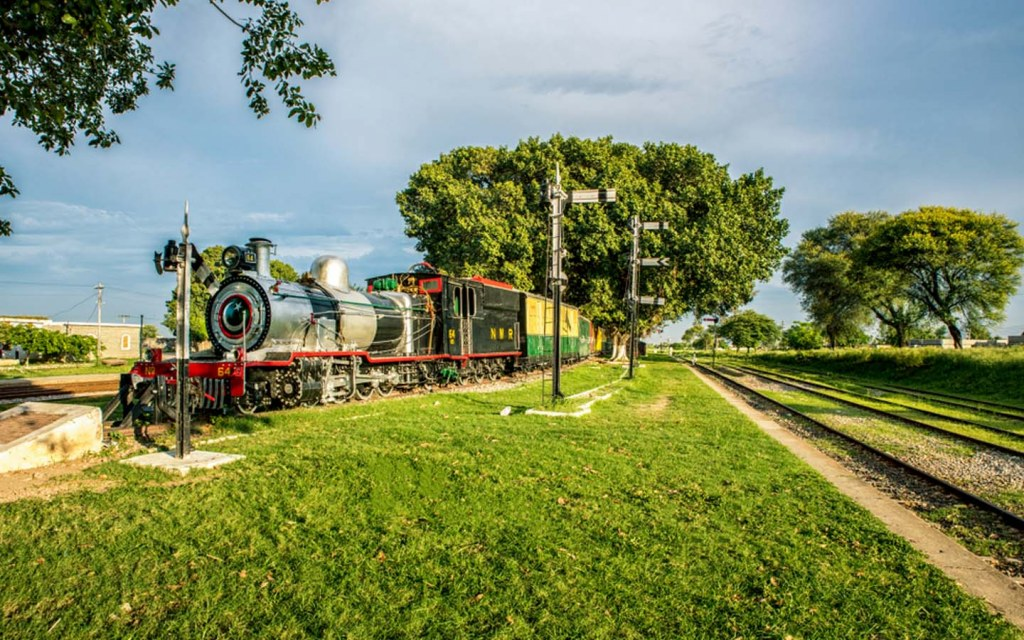 Pakistan Railways has a rich history