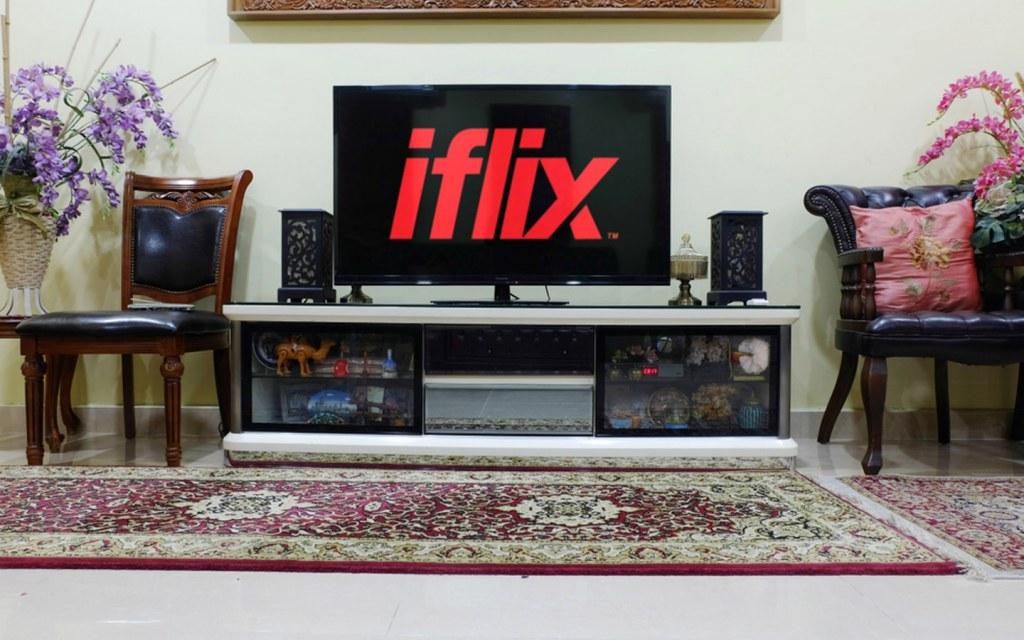 Iflix service in Pakistan