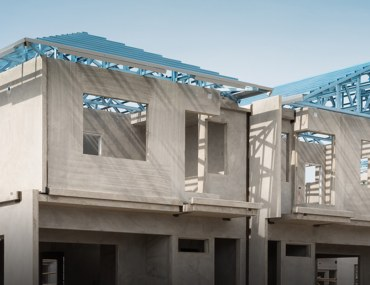 construction cost of the grey structure of an A+ category 10 marla house