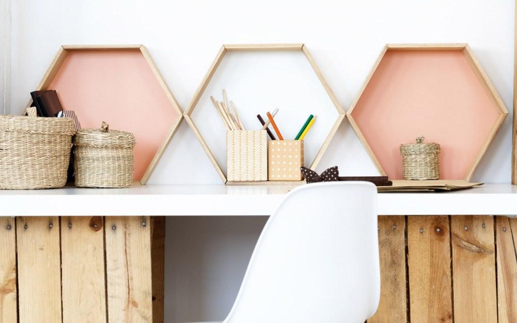 budget-friendly DIY desk