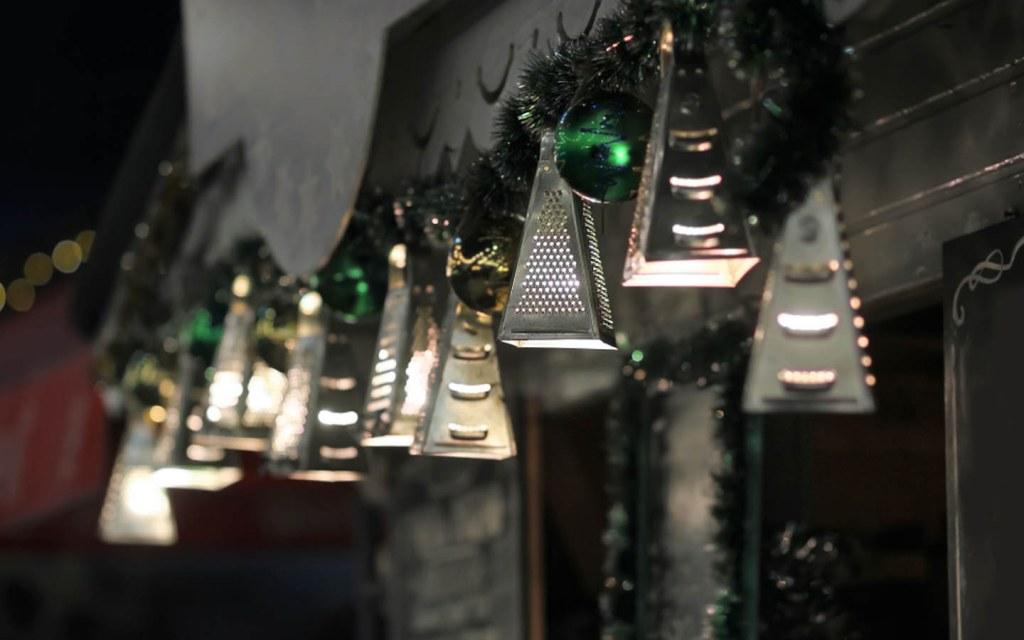 Unique kitchen lampshades