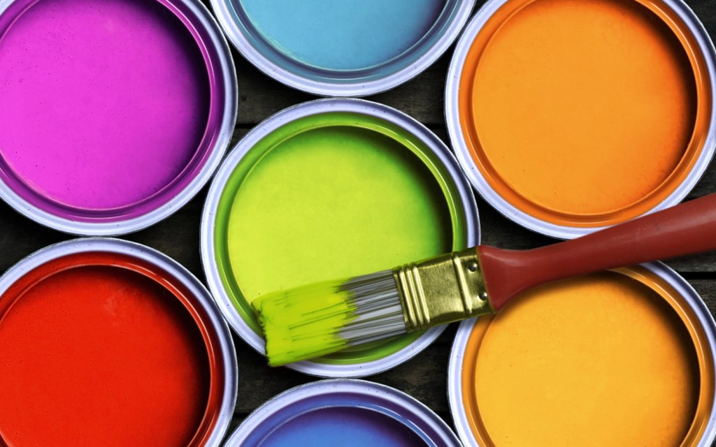 Pick Your Door Paint Colour