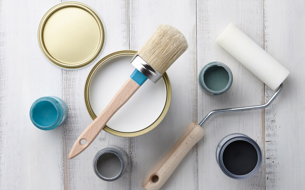 Pick a Tool to Paint With