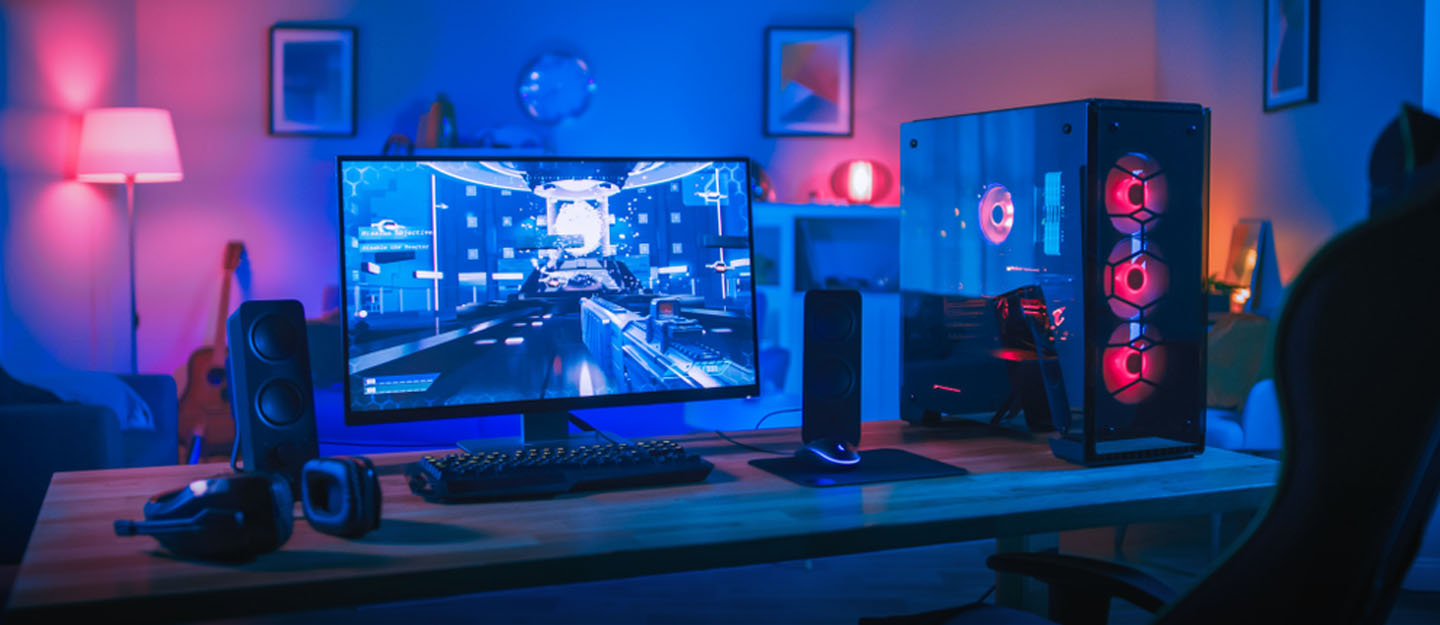 How To Set Up A Video Game Room At Home Zameen Blog