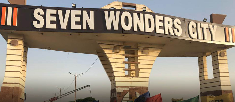 Seven Wonders City, Karachi