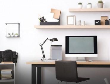 Home office storage hacks