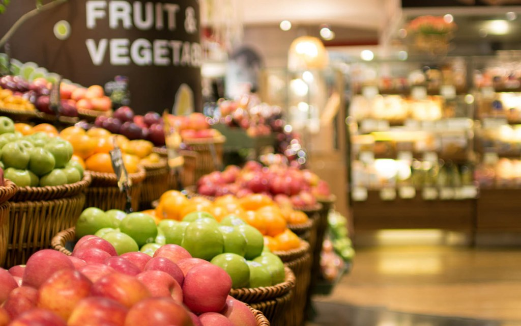 your neighbourhood should have a relevant market place for grocery shopping