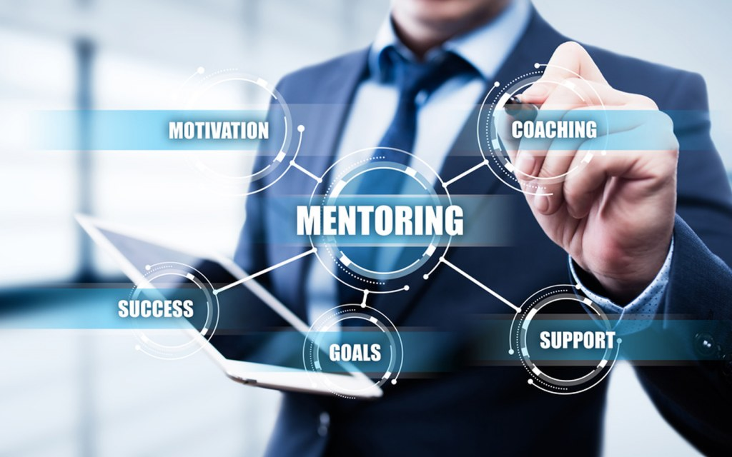 Find a mentor and follow their lead