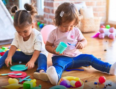 Here are some kid-friendly flooring ideas