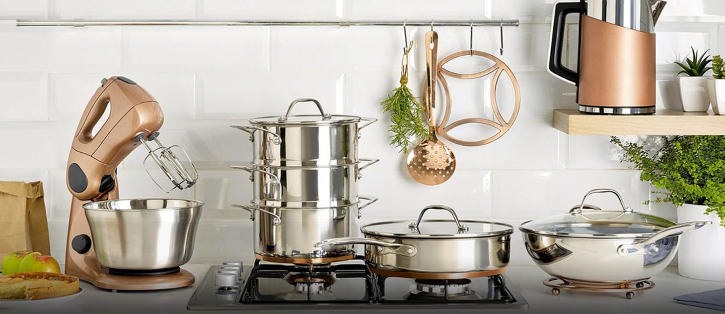 Essential Cooking Utensils for Your Kitchen