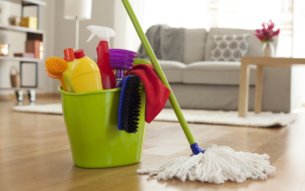 Deep Clean Your Home for Eid