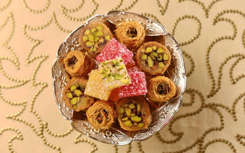 Eid is a Festival of Sweets in Turkey