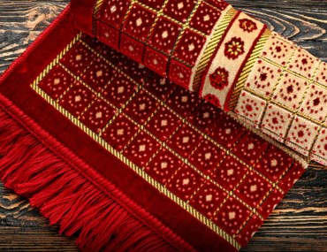 How to Make Your Own Prayer Rug at Home